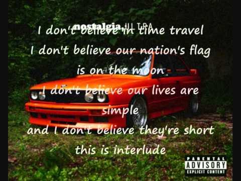 Frank Ocean- We All Try Lyrics