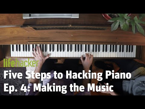How to Fake Playing Piano: Lesson 4