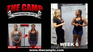 Temecula Weight Loss Fitness 6 Week Challenge Results - Ebony A.