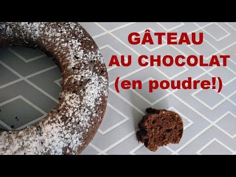 gâteau-au-chocolat,-en-poudre!-facile-et-pratique!
