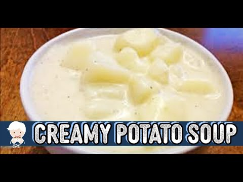 How We Make Potato Soup, Best Old Fashioned Southern Cooks
