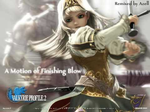 VALKYRIE PROFILE2 -SYLMERIA- : A Motion of Finishing Blow Remix