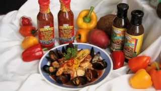 Tuned In - Seafood Creole