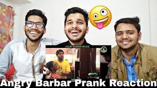 Angry Barbar Prank | P 4 Pakau | Nadir Ali | Reaction By M Bros