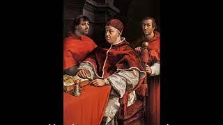 Leone X, un papa amante dell'arte
