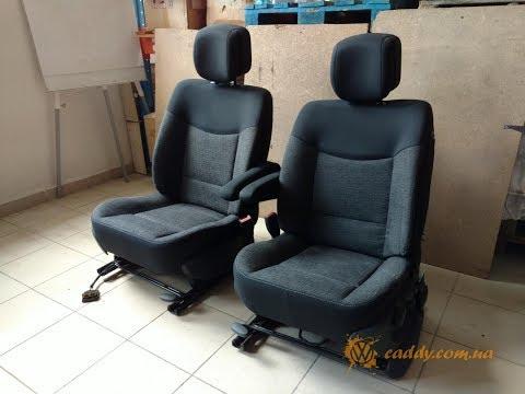 RESP-6 - Renault Espace - передние сиденья с ТВ