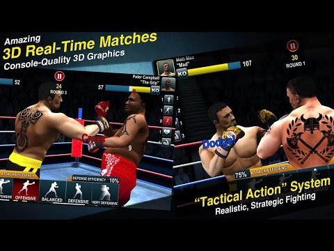 World Boxing Challenge - Android Gameplay HD