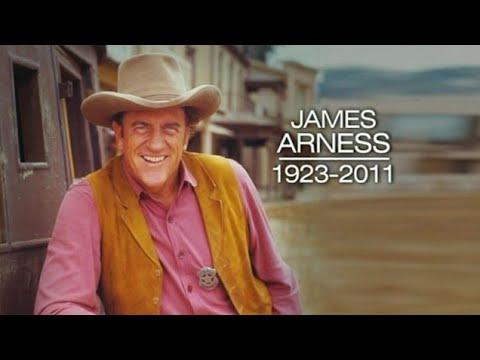 Remembering James Arness A.K.A. Matt Dillon & The Gunsmoke's Marshal (1923-2011)