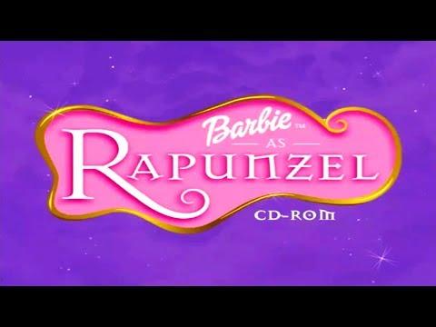 Игра Барби Рапунцель полное прохождение 100% | Прохождение игры Барби