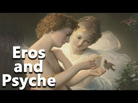 Eros And Psyche: A Love Story (part 1/3) Greek Mythology - See U In History