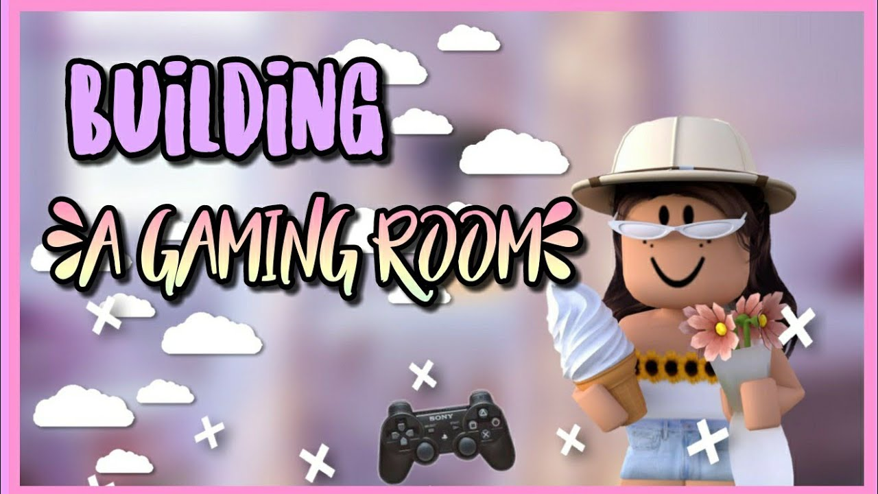 How To Build A Cool Gaming Room In Adopt Me Romspark Youtube