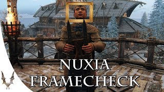 For Honor - Nuxia Framecheck and indepth Trap explanation