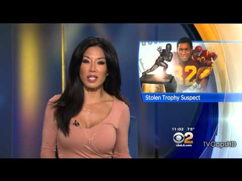 Sharon Tay 2015/09/02 CBS2 Los Angeles HD