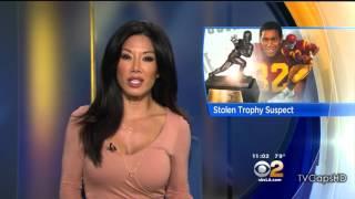 Sharon Tay 2015/09/02 CBS2 Los Angeles HD