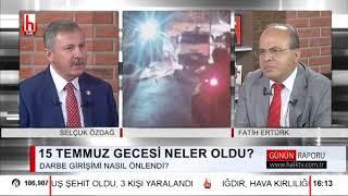AKP'den istifa eden Selçuk Özdağ ilk kez açıkladı: 15 Temmuz'da ne oldu / Günün Raporu - 18 Kasım