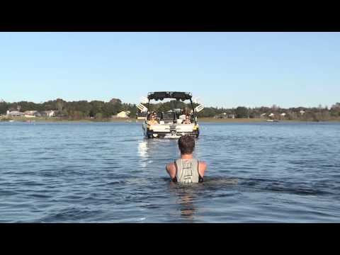Wakeboarding Behind a V-Drive Versus a Sterndrive