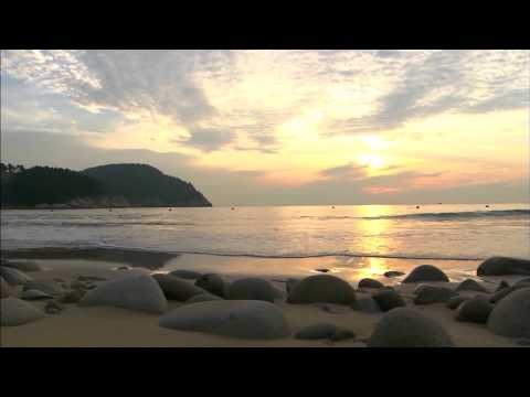 Beautiful Yeosu bay - Korea