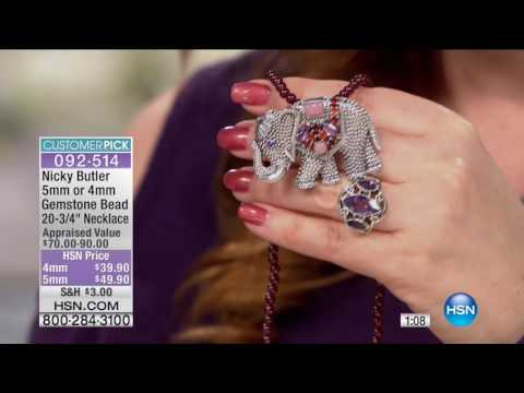 HSN | Silver Designs By Nicky Butler Jewelry 01.18.2017 - 02 AM