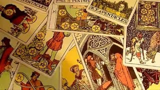 218. Elemental Energies and Themes in Tarot