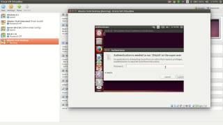 Installing VirtualBox Guest Additions in Ubuntu 14.04