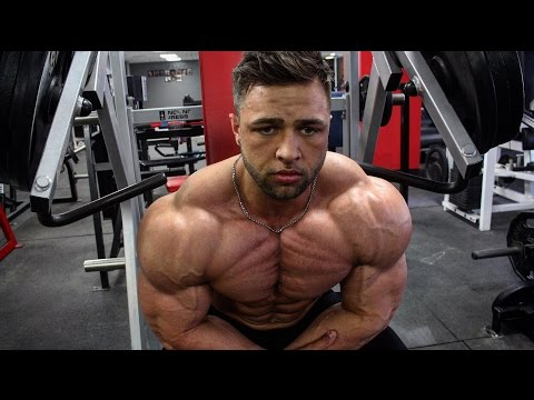 Bodybuilder Day in The Life - 8 Days Out Arnold Classic Amateur