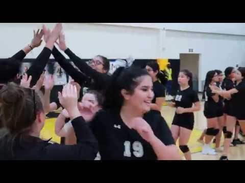 Maryvale High School Womens Volleyball Senior Night ( Vs. Trevor Browne)