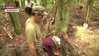 На Львівщині виявили могили вояків Першої світової війни