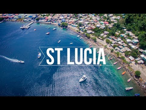 St Lucia Travel Video 2017