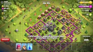 Capitulo #16 - Cerdos en ayuntamiento 9, IMPOSIBLE DEFENDERSE | Clash of Clans en ESPAÑOL