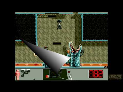 Enemy 2: Mission In Action (Amiga) - A Playguide and Review - by LemonAmiga.com