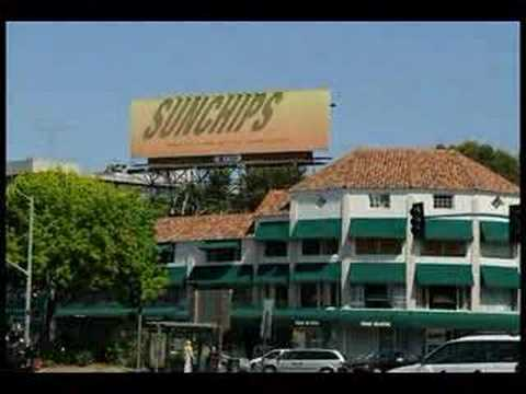SunChips Solar Billboard
