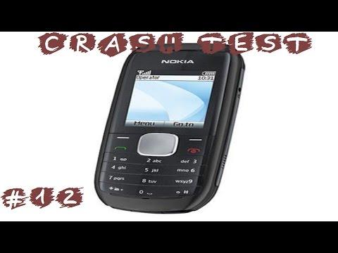 Краш-тест Nokia 1800