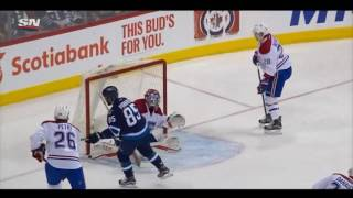 MONTREAL CANADIENS vs WINNIPEG JETS (Jan 10)