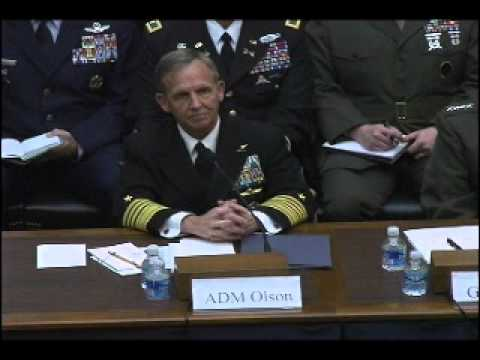 2012 Budget Request for U.S. Central Command and U.S. Special Operations Command