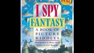 I Spy Fantasy Book