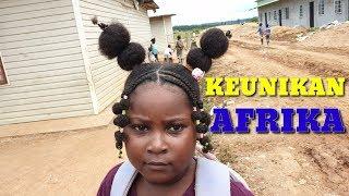 KEUNIKAN RAMBUT AFRIKA