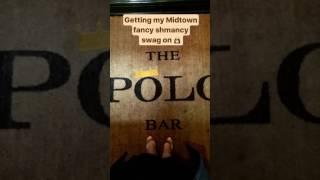 Polo Bar NYC - IG stories