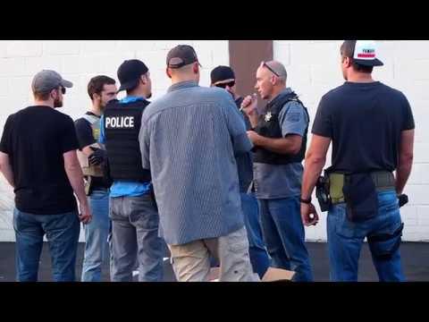 Undercover Gilroy police In Menlo Park