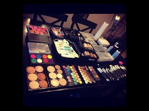Updated Professional Freelance Makeup Artist Kit - Zuca ...