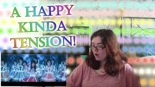 A Happy Kinda Tension! - JKT48 'High Tension' MV REACT! / Reaksi Video Musik!