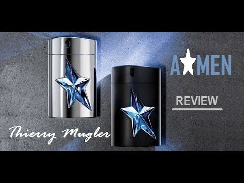 FRAGRANCE REVIEW | Thierry Mugler A*MEN EDT