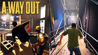 CAN WE ESCAPE?! (A Way Out)
