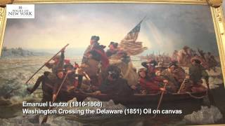 Washington Crossing the Delaware, Metropolitan Museum of Art Tour - Walks Of New York