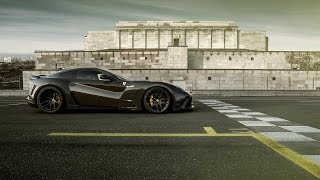 Limited edition of eleven exclusive high-performance cars with 574 ...