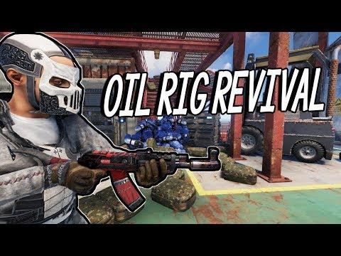 Oil Rig Revival! (Rust) (1/2) thumbnail