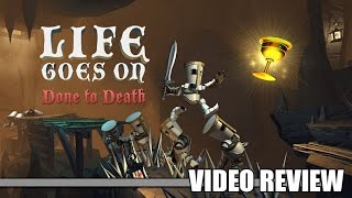 Review: Life Goes On - Done to Death (PlayStation 4 & Steam) - Defunct Games