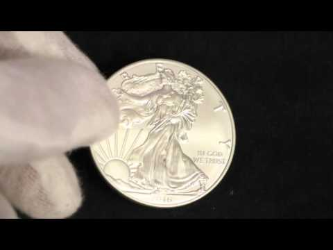 Day 1 Part 1 - 2016 Silver Dollar American Eagle - Carried in Pocket Daily - Impaired