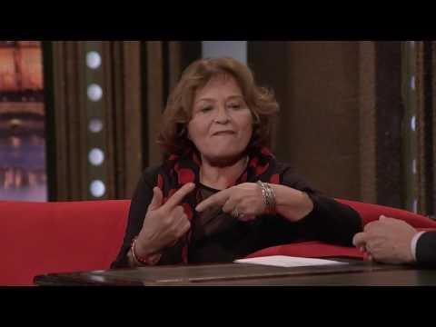 1. Emília Vášáryová - Show Jana Krause 22. 2. 2017