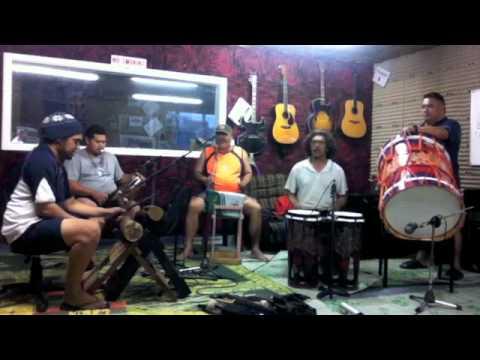 Cook Islands Drumming Tokoroa 1
