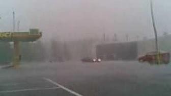 kaustisen myrsky  26.7.2010